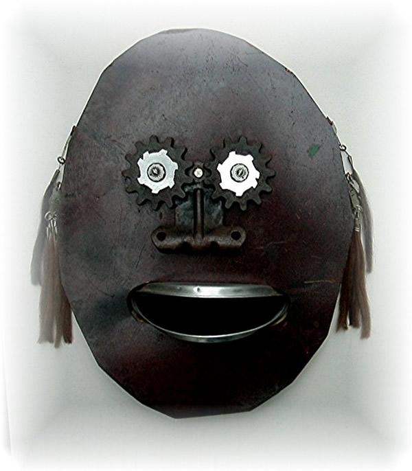 Primitive Masks Frank Smith Signs