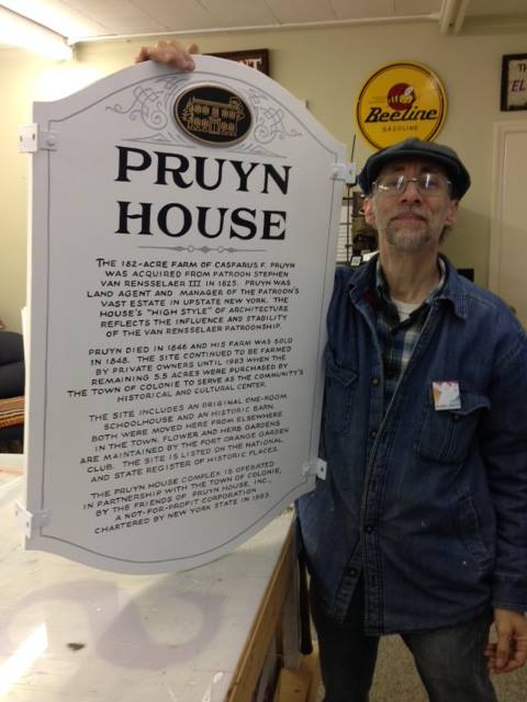 Pruyn House_sign_a