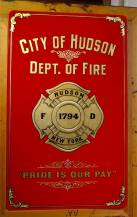 Hudson Fire Dept 1