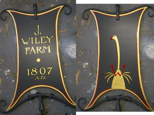 Wiley Farm 1807