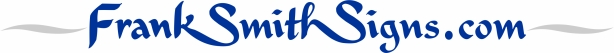 Frank Smith Signs DOT COM